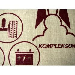 nadruk na torbach bawełnianych
