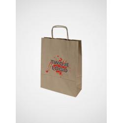 torba papierowa A4 z dowolnym nadrukiem